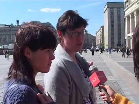 Cоцопрос: Как москвичи