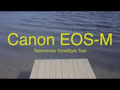 Cheap Cinema Camera: Canon EOS-M test, with Magic Lantern and Technicolor CineStyle