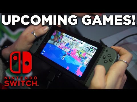 10 BEST Upcoming Nintendo Switch Games