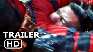 """DEADPOOL 2 """"My N*ts In Your Face Cable !"""" Trailer (NEW, 2018) Ryan Reynolds Superhero Movie HD"""