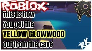 Roblox Lumber Tycoon 2 | How to get Yellow Glow Wood (Ticktatwert Memorial) | RobinKing