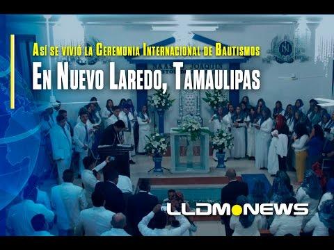 Así se vivió la CIB en Nuevo Laredo, Tamaulipas.
