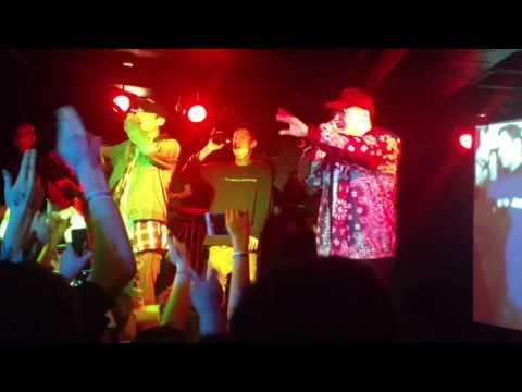 20160414 Live Rock Bottom @ London Supreme Boi, Kidoh SKY WALKER