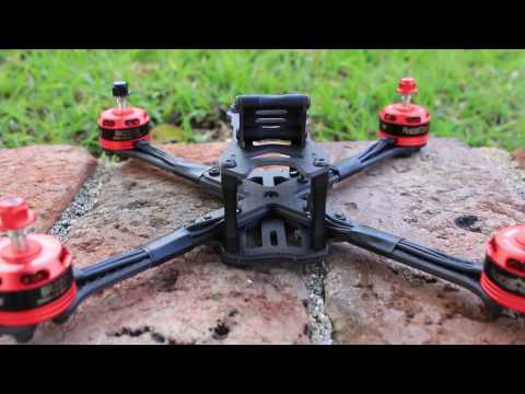 "XBEE V2 FPV Racing Frame Build & Review ""Lethal Beauty"""