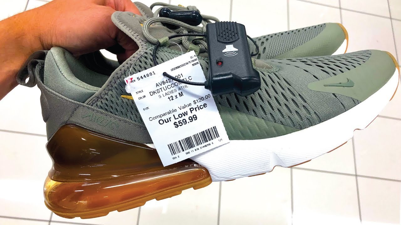 arriving new style los angeles BURLINGTON SNEAKER FINDS! AIR MAX 270 FOR $59!