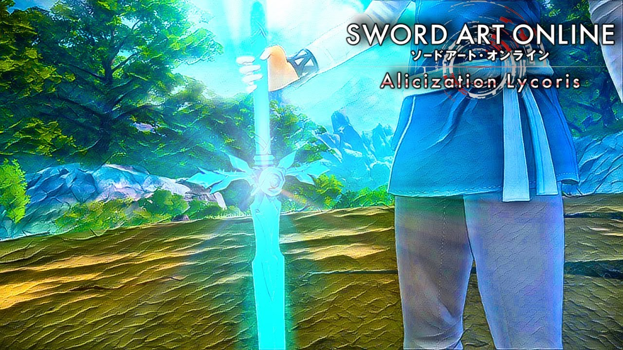 Download THE BLUE ROSE SWORD IN ALL ITS GLORY | SWORD ART ONLINE Alicization Lycoris Playthrough Episode #3