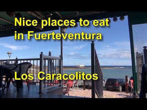 Nice Places To Eat In Fuerteventura #1: Los Caracolitos Restaurant