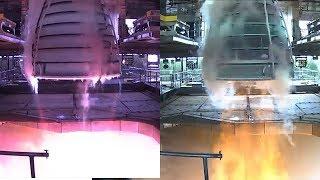 SLS RS-25 Engine Test, 14 August 2018