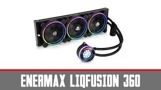 [Cowcot TV] Présentation ENERMAX Liqfusion 360
