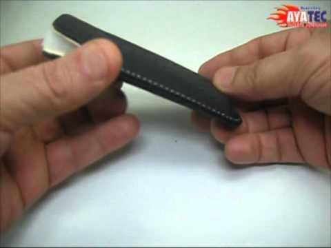 FORECELL KORA LG GD900 Crystal Ledertasche Etui