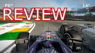 F1 2014 Game - Review