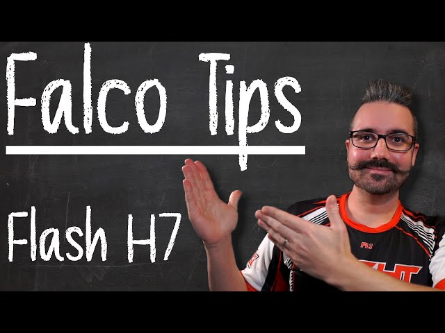 Tips FalcoX | Flasher la Lightning H7, le plus simple et rapide du FPV !