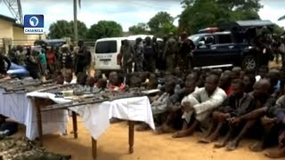 ECOWAS Moves To Tackle Illegal Arms Proliferation In West Africa