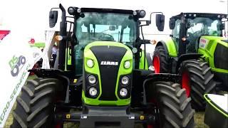 wystawa maszyn rolniczych Szepietowo 2018