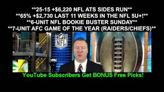 Week 14 NFL Picks – San Diego Chargers vs Carolina Panthers Prediction 12/11/16 1:00PM ET