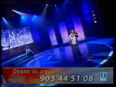 Sergio - Desde el cielo (calidad VHS) 22/09/2003