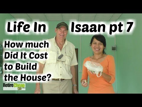 TImyT 032 Life and Costs in Isaan Thailand Pt 7