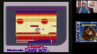 """Avenging Spirit (Game Boy) live stream """"Casper Boss"""""""