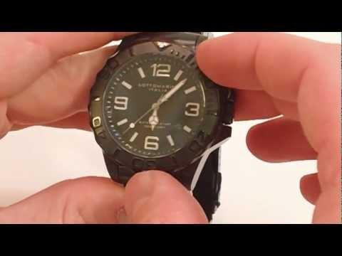 Sottomarino Italia Subacqueo Watch Review