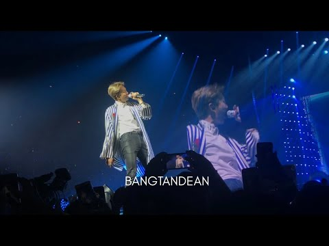 [FANCAM] 181003 Trivia 承 : Love - RM In Chicago Day 2 (BTS Love Yourself Tour)