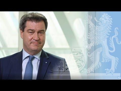 Ministerpräsident Dr. Söder zur Wohnraumförderung - Bayern