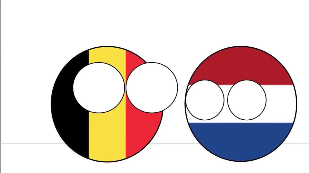 Belgiumball Polandball Wiki Fandom
