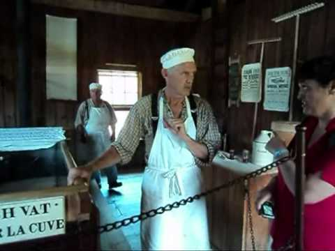 UPPER CANADA VILLAGE  ~  UNION CHEESE FACTORY  ~  JULY 25th 2011