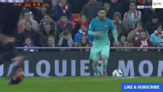 Athletic Bilbao vs Barcelona 2-1   All Goals &  Extended Highlights_Copa del Rey 05/01/2017 HD | GAOL TV