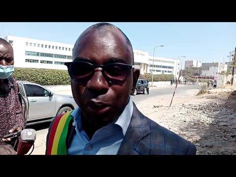 Sonko placé sous contrôle judiciaire : la réaction de Guirassy