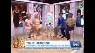 Lakesha Cole on The Today Show