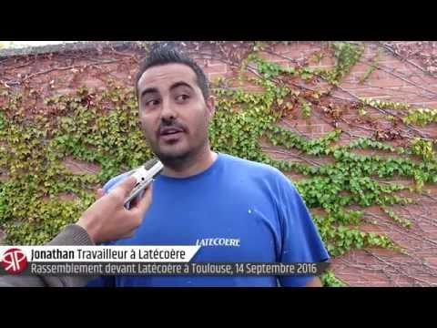 Interview des travailleurs de Latécoère