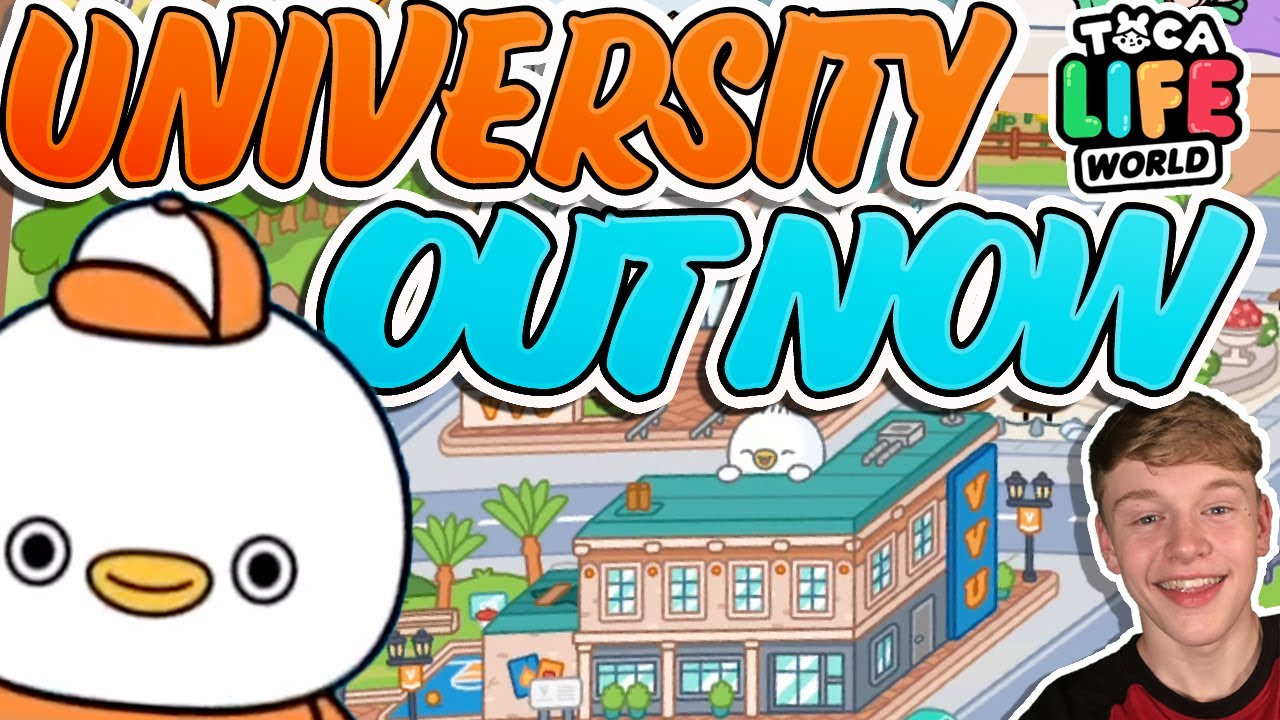 UNIVERSITY OUT NOW!!! | NEW LOCATION in Toca Life: World GAMEPLAY | Toca Boca | REVIEW + ANALYSIS