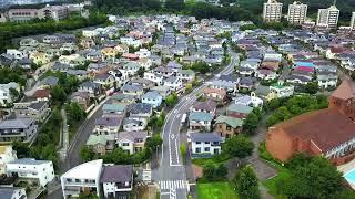 Mavic Proドローン首都近郊空撮 はるひ野