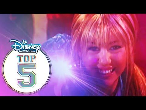 Die Disney Channel Top 5: HANNAH MONTANA SONGS