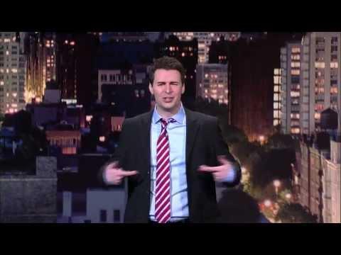 Comedian Pete Lee - David Letterman -