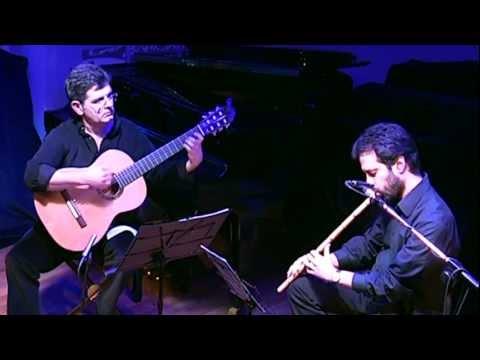 Greek Folk Tunes & Carols - H. Lambrakis (ney) & K. Grigoreas (guit)