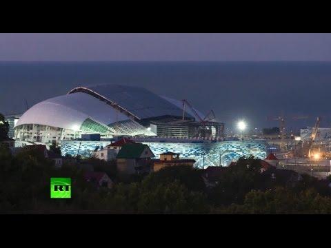 Подготовка к Олимпиаде в Сочи идет полным ходом