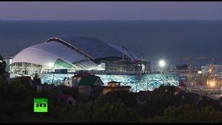видео Как готовили церемонию открытия олимпиады в Сочи