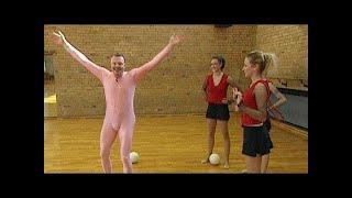 Stefan turnt im rosa Fummel Boden - TV total