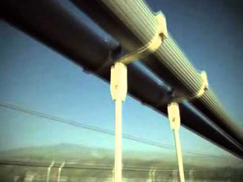 Ponte sullo Stretto di Messina - video progetto costruttivo