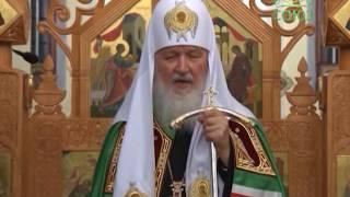 В минувшую субботу начался четырехдневный визит святейшего Патриарха Кирилла в Великобританию