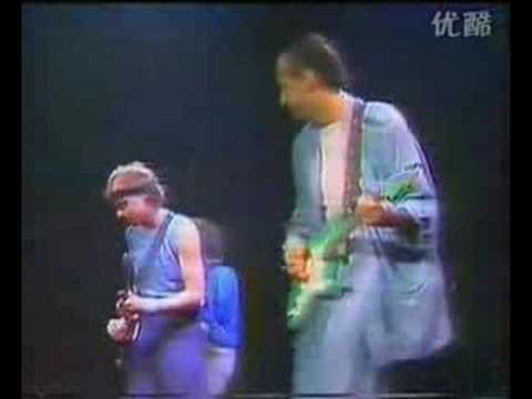 Dire Straits - So Far Away Wembley '85