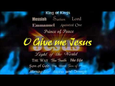 Give Me Jesus - Collin Raye