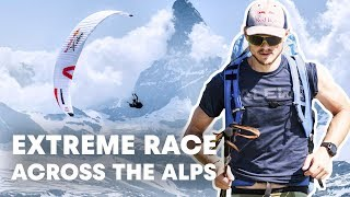 The World's Toughest Adventure Race Across The Alps | Red Bull X-Alps