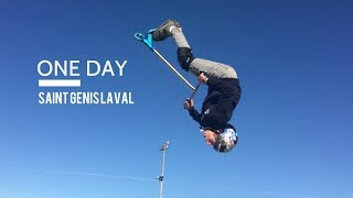 ONE DAY EDIT| SAINT GENIS LAVAL skatepark