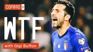 Gigi Buffon's Top 5 Players & Looking Forward to Another World Cup with Italy | Walk Talk Football