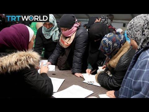 The War in Syria: Syrian refugee women seek work in Jordan