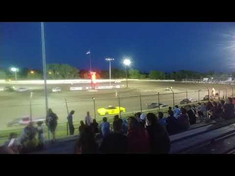 Creek County Speedway 7/20/2019 Factory Stock A Feature