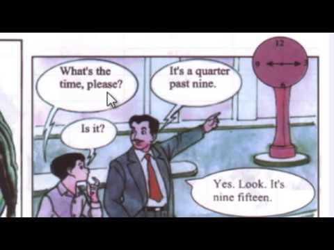تعليم اللغة الانجليزية للمبتدئين محادثة عن الوقت - YouTube: http://www.youtube.com/watch?v=KFFN4jKVgy4