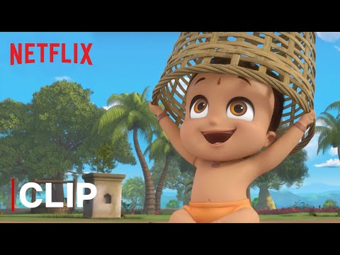 Let's Be Friends? | Mighty Little Bheem | Netflix India
